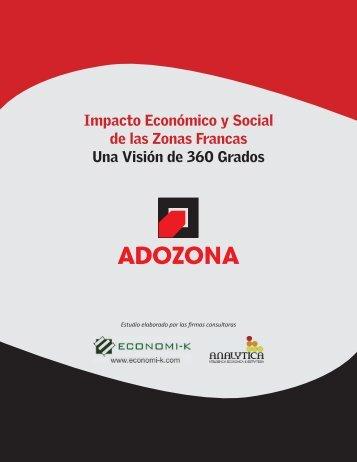 Impacto Económico y Social de las Zonas Francas Una Visión de ...