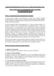 Notas Explicativas - sommar - dtvm