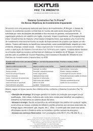 Sistema Construtivo Fez Tá Pronto - Os Novos Objetivos - Exitus ...