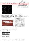 4 getrennte Induktionskochzonen +/- Front ... - White House - Seite 5