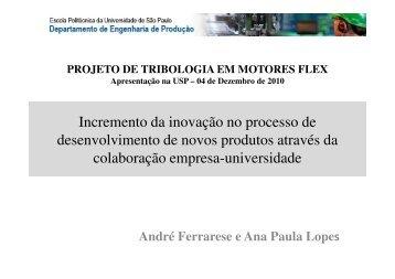 Apresentação (PDF) - USP