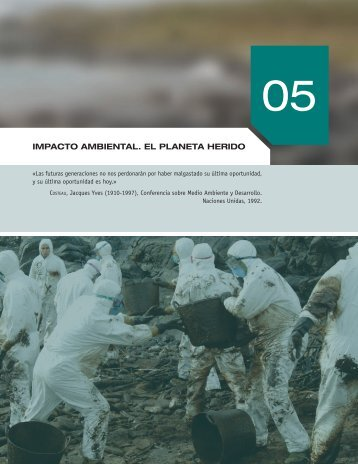 IMPACTO AMBIENTAL. EL PLANETA HERIDO - McGraw-Hill