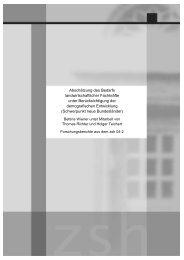 Forschungsberichte aus dem zsh 04-2 - Martin-Luther-Universität ...