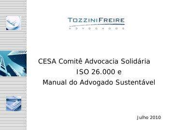 Apresentação - Cesa