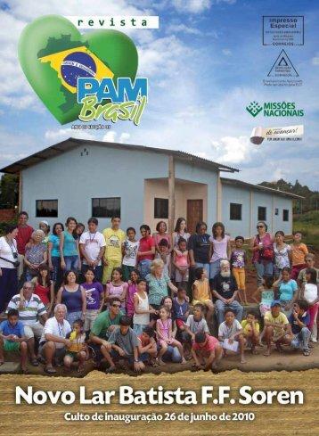 Termômetro do pAm Brasil - Missões Nacionais