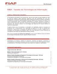 MBA - Gestão de Tecnologia Informação.DOC - Fiap