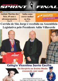Edição 34 - Jornal Sprint Final