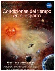Condiciones del tiempo en el espacio - Stereo - NASA