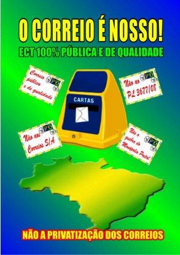 cartilha Correios S A - ilaese