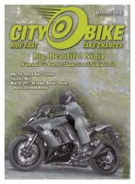 December 2010 - CityBike