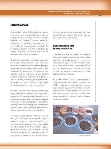 5. Mineração.qxp - Seplan - Governo da Bahia