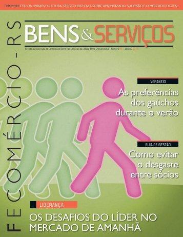Edição 93 janeiro de 2013 PDF - Fecomércio