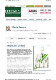 O governo Dilma e a crise - Arko Advice