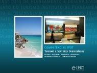 Competências IPDT Áreas de consultoria para empresas de turismo ...