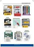 Nur EIN Drucker für ALLE Kennzeichnungen - zeichentechnik h ... - Seite 7