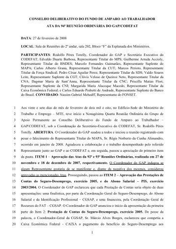 Degravao FGTS 11/12/2007 - Marca do Governo Federal para ...