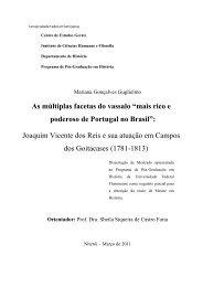 mais rico e poderoso de Portugal no Brasil