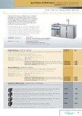 Getränke-Kühltheken / Beverage Counters - wiba-ag.ch Home - Page 6