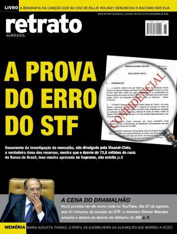 Clique aqui para fazer o download - Retrato do Brasil
