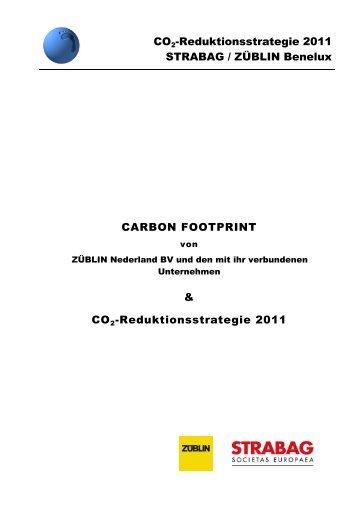 CO2-Reduktionsstrategie und Schwerpunkte ... - Ed. Züblin AG
