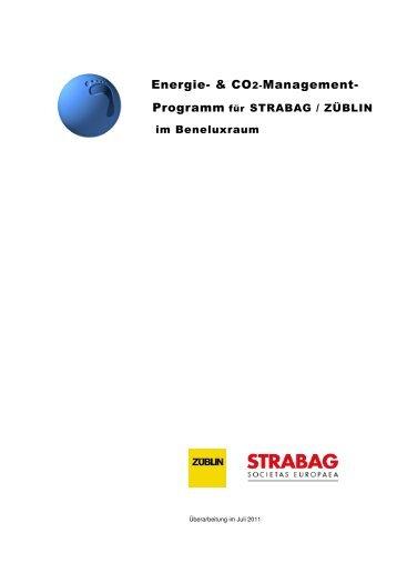 Energie- & CO2-Management - Ed. Züblin AG