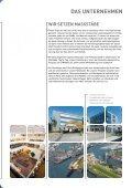 BAUEN MIT VISIONäRER KRAFT - Ed. Züblin AG - Page 5