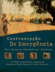 Contracepção - Reproductive Health Response in Crises (RHRC ...