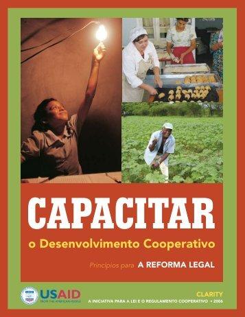 o Desenvolvimento Cooperativo - US Overseas Cooperative ...