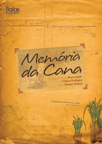 Memória da Cana - Os Fofos Encenam
