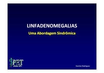 LINFADENOMEGALIAS
