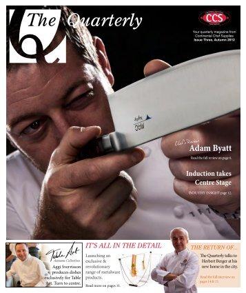 The Quarterly