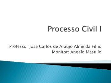 acesse aqui - Direito Processual
