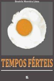 Tempos Férteis - KBR Editora Digital