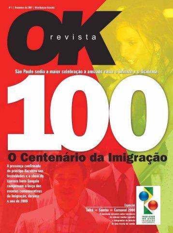 São Paulo sedia a maior celebração à amizade ... - revista mundo ok