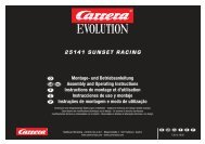 25141 SUNSET RACING - Carrera