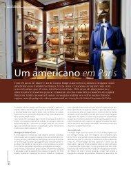 Um americano em Paris - Le shopping experience