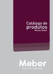 Catálogo Metais Meber