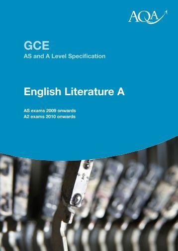 GCSE german AQA spec A?
