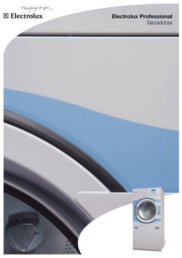 Electrolux Professional Secadoras - Weloze