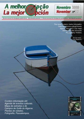 Contém Informação útil - a melhor opção - revista