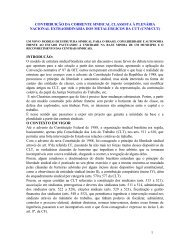uma proposta para o estudo pela csc e posterior apresentação a