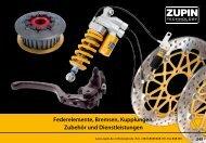 Fahrwerk,Bremsen,Kupplung - Zupin
