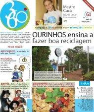 OURINHOS ensina a - Caderno 360