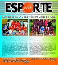 Esporte Local edição Nº 99 - Jornal Esporte Local