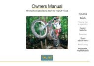 Owners Manual - Zupin