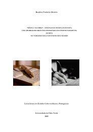 Monografia Rosalina.pdf - Portal do Conhecimento