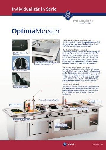 OptimaMeister - wiba-ag.ch Home