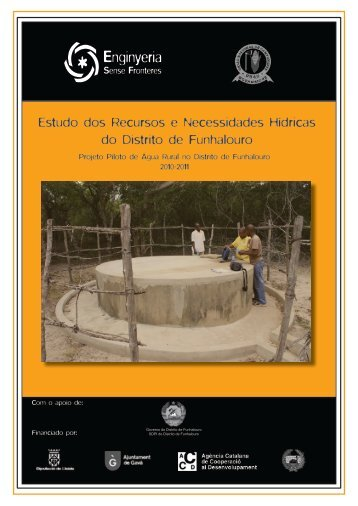 Estudo dos Recursos e Necessidades Hídricas do Distrito de ...
