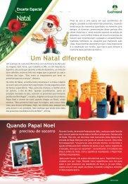 Encarte Especial Natal - Galvani