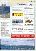 Agenda de Eventos, Município de Olh oã - a melhor opção - revista - Page 3